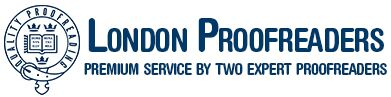 Proofreading in London | UK proofreading services